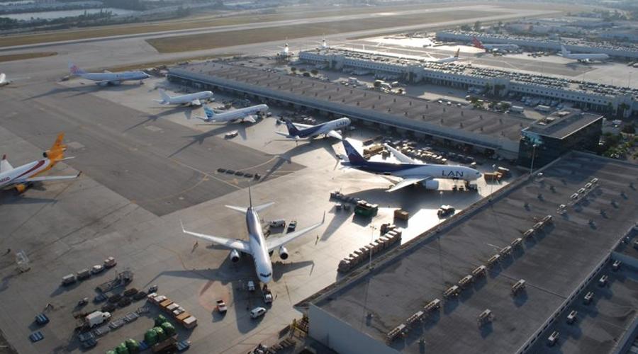 Cerrarán una terminal del aeropuerto de Miami por paro en gobierno de EU   El Imparcial de Oaxaca