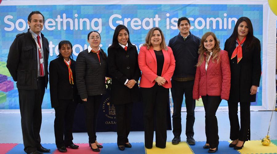 Inicia construcción de preescolar en el Instituto Cumbres | El Imparcial de Oaxaca