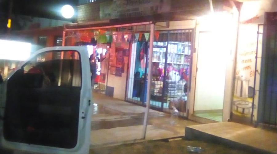 Atacan y queman a mujer en un bar de Etla. Noticias en tiempo real