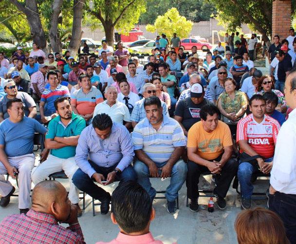 Resuelven conflicto en la CTM en el Istmo de Oaxaca