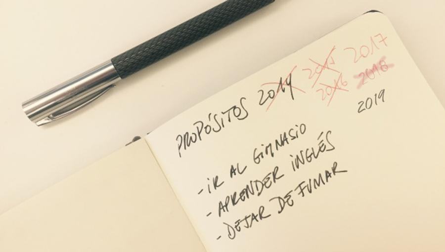 ¿Cómo vas con tus propósitos de Año Nuevo? Estas son las razones por las que no los cumples | El Imparcial de Oaxaca