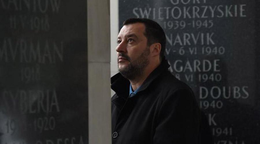 La línea dura de Salvini agrieta el Gobierno italiano | El Imparcial de Oaxaca