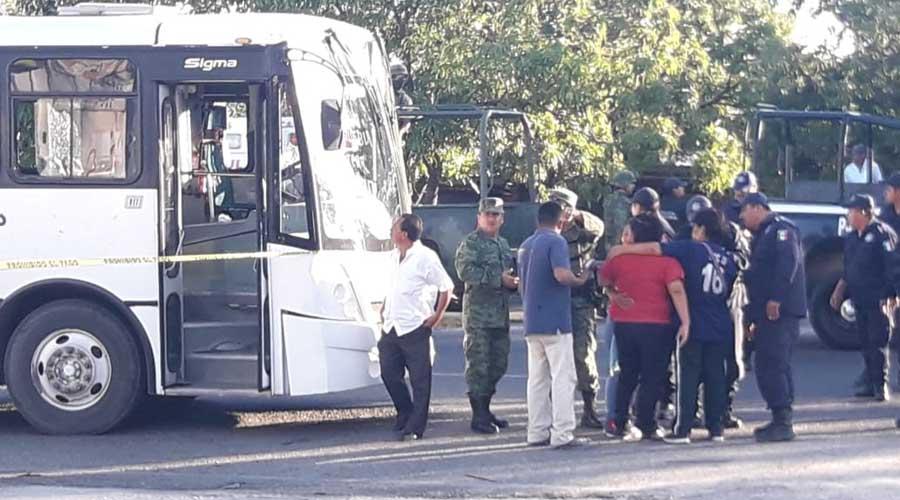 Detienen a presunto homicida en Salina Cruz | El Imparcial de Oaxaca