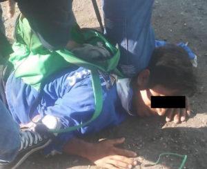 Liberan a ladrón que fue acusado de robo de celular en Jalatlaco