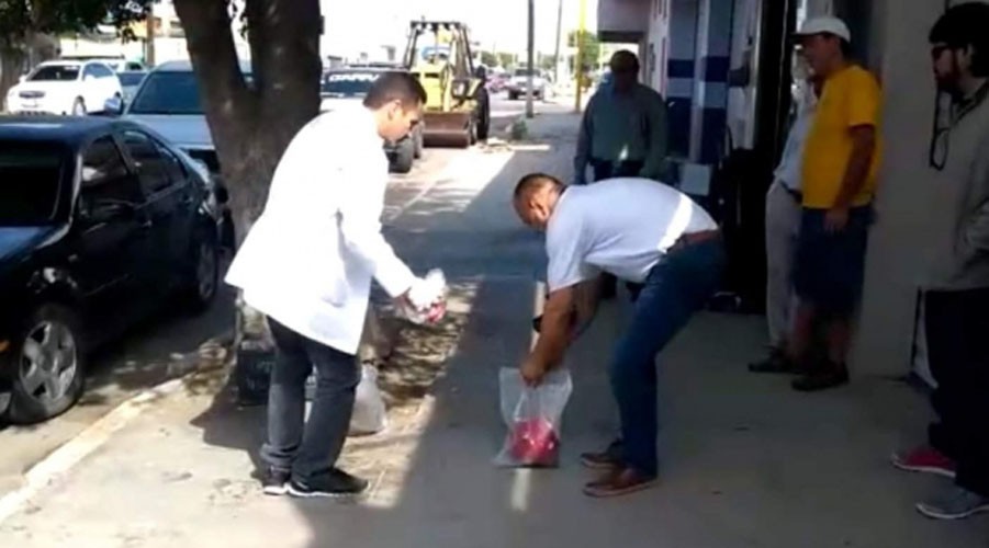 Abandonan a recién nacida en una bolsa de plástico; muere en el hospital | El Imparcial de Oaxaca