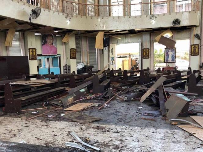Filipinas: Atentado en iglesia deja al menos 20 muertos | El Imparcial de Oaxaca