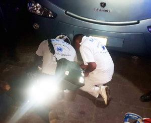 Hombre resulta lesionado tras pelea en bar de la ciudad de Oaxaca