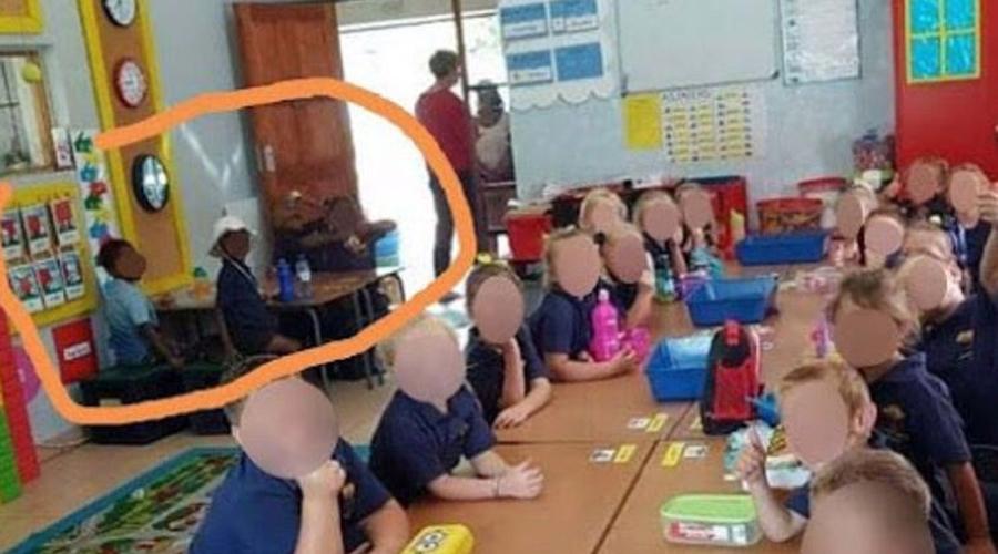 Maestra en Sudáfrica separa a niños por color de piel; envía foto a padres | El Imparcial de Oaxaca