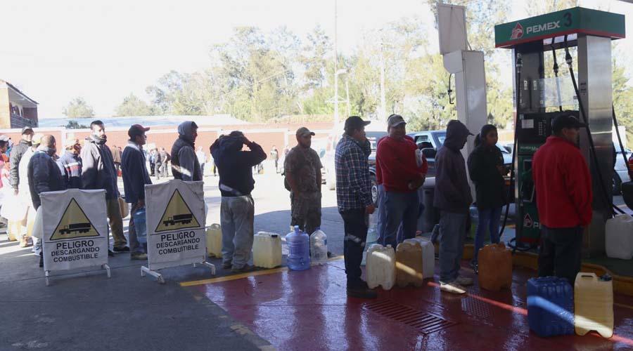 Los riesgos de almacenar gasolina en casa | El Imparcial de Oaxaca