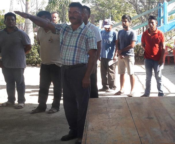 Acuerda Tonameca elección  de agentes municipales