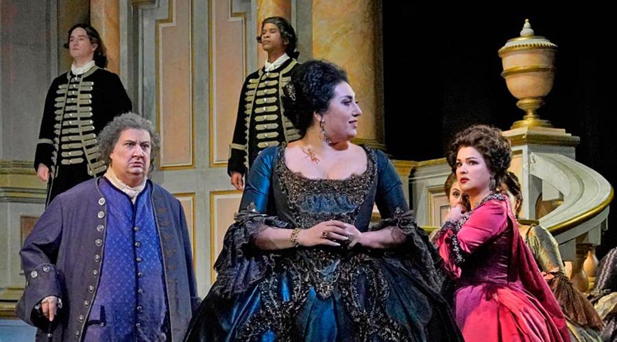 Adriana Lecouvreur retoma la ópera en el Teatro Macedonio Alcalá | El Imparcial de Oaxaca