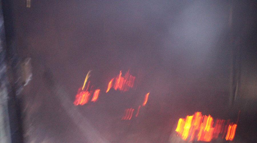 Arde archivo comunal de Santa María Petapa