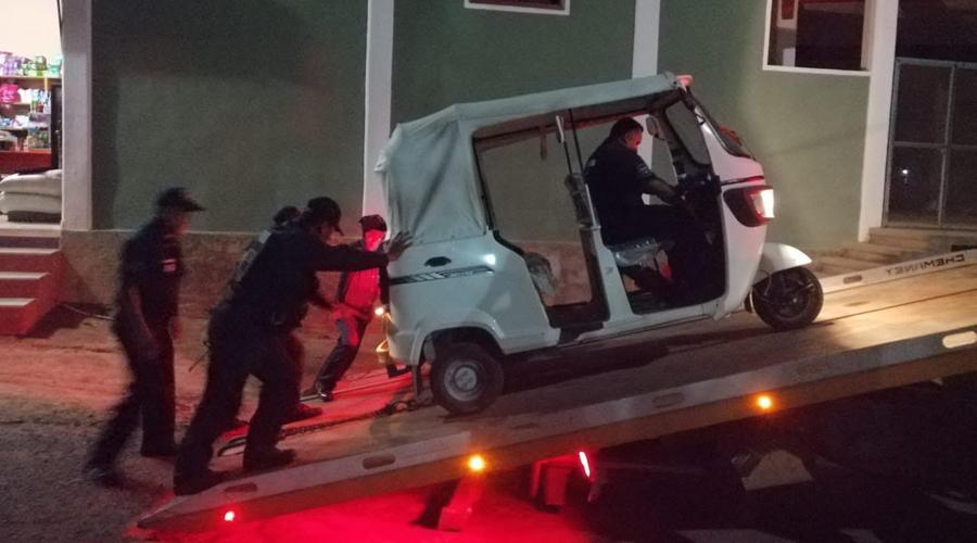 Continúan conflictos por mototaxis en Jamiltepec | El Imparcial de Oaxaca