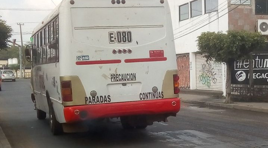 Camiones, la principal causa de contaminación en Tuxtepec | El Imparcial de Oaxaca
