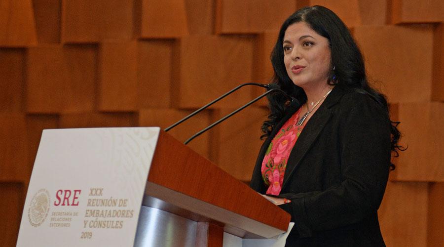 Creará la secretaria de Cultura Consejo de  Diplomacia Cultural