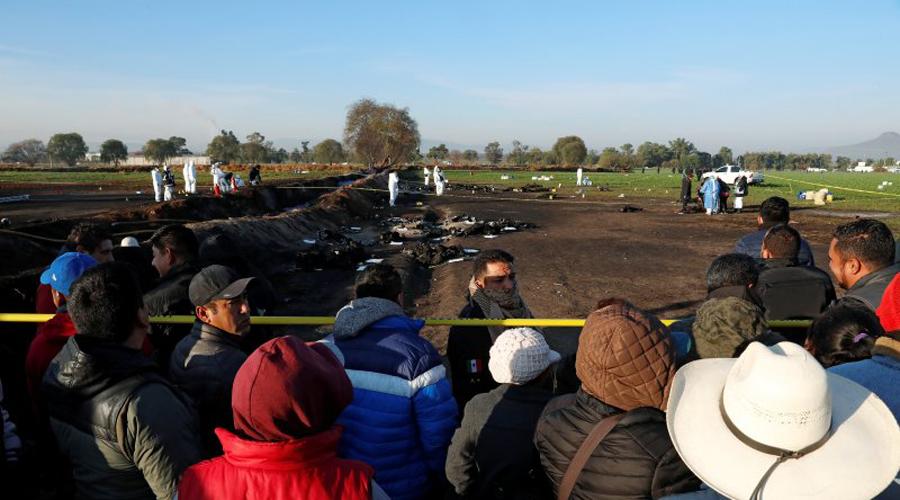 Trasladan a 51 heridos de Tlahuelilpan a hospitales de mayor nivel | El Imparcial de Oaxaca