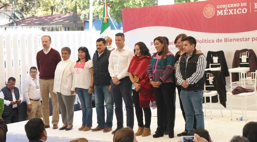 Autoridades municipales de Oaxaca solicitan apoyos a AMLO | El Imparcial de Oaxaca