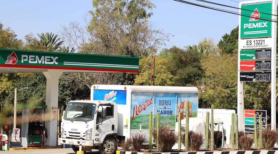 Empresarios oaxaqueños respaldan estrategia contra el huachicoleo | El Imparcial de Oaxaca