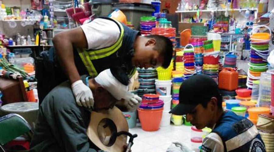 Hombre se lesiona la cabeza tras sufrir caída en Huajuapan | El Imparcial de Oaxaca