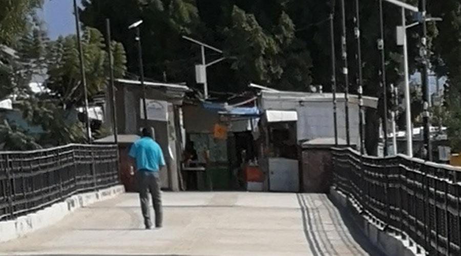 El ambulantaje  llegó para quedarse poco a poco en Oaxaca