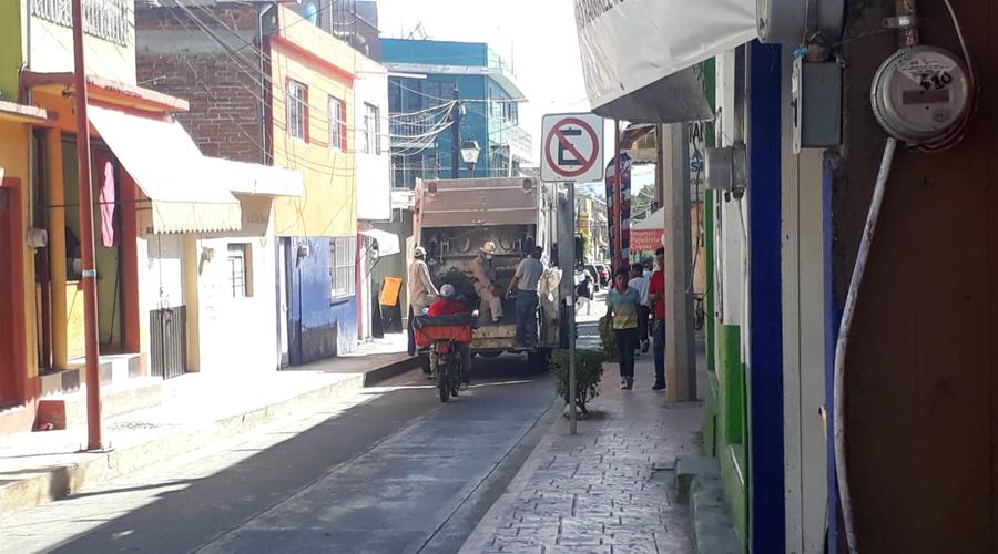 En pésimas condiciones la maquinaria  de la Mixteca | El Imparcial de Oaxaca