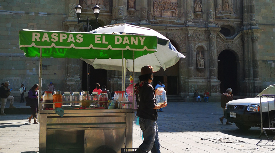 Esperan ambulantes  y tianguistas dialogar  con las autoridades de Oaxaca | El Imparcial de Oaxaca