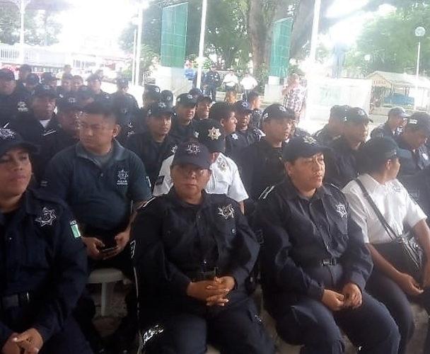 Faltan policías en Tuxtepec