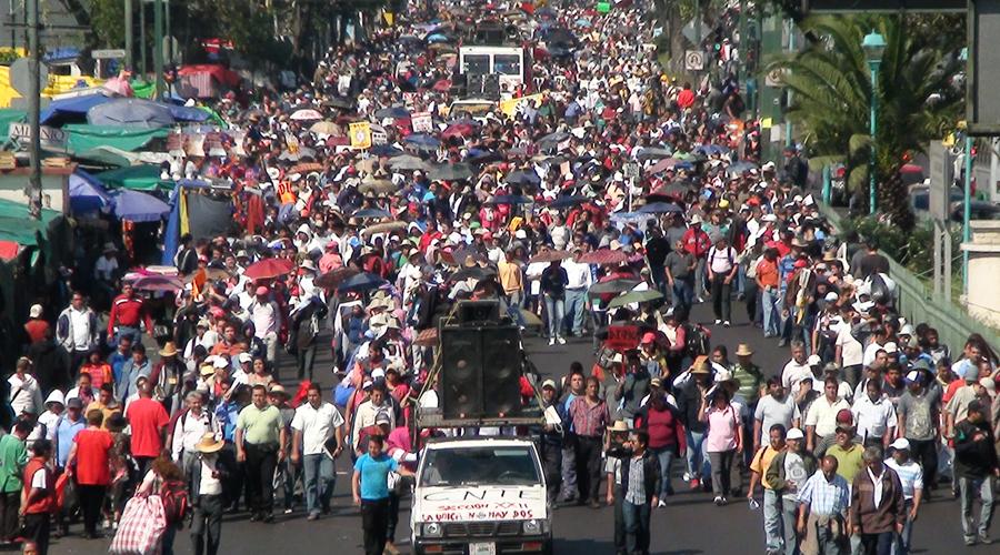 Jubilados y pensionados de  S-22 anuncian movilización | El Imparcial de Oaxaca