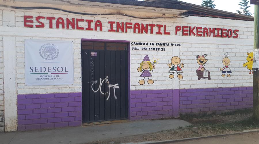 En incertidumbre estancias infantiles de Oaxaca | El Imparcial de Oaxaca