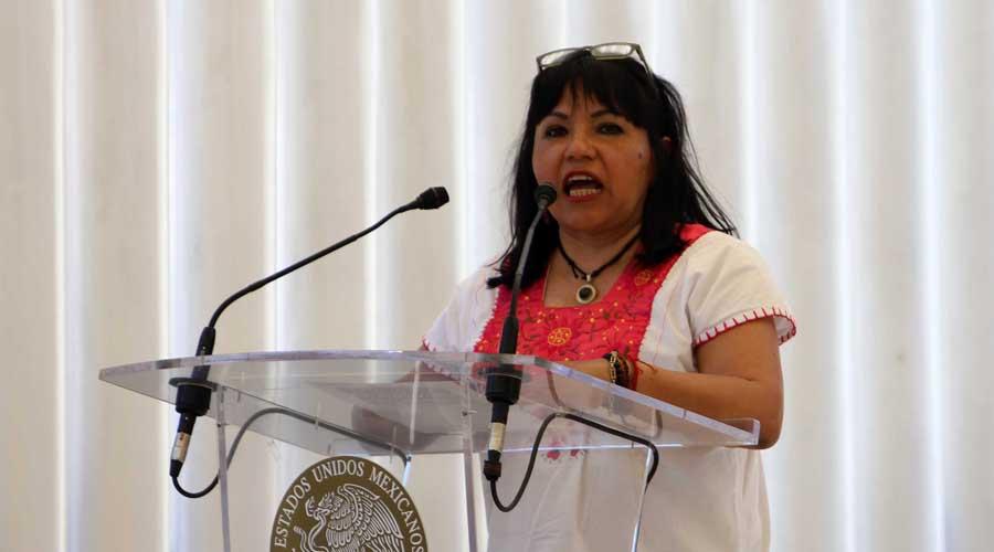 Se acabó el clientelismo de Prospera: Ánimas Vargas | El Imparcial de Oaxaca