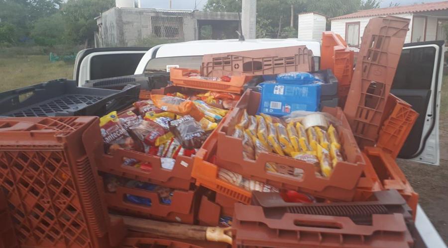 Aseguran lote de mercancía robada en Juchitán | El Imparcial de Oaxaca