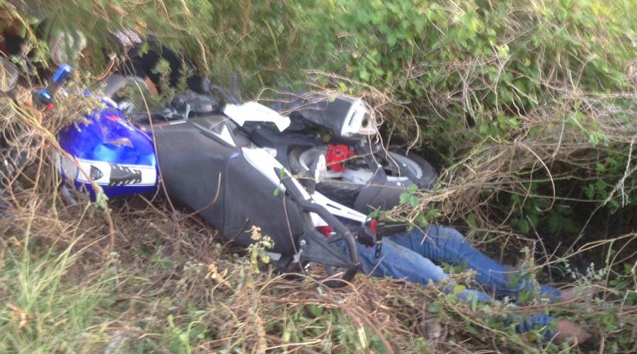 Accidente en motocicleta deja un muerto y dos heridos en el Istmo | El Imparcial de Oaxaca