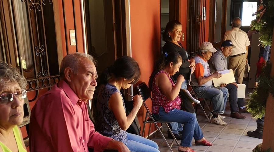 Largas filas para pagar impuestos en Oaxaca | El Imparcial de Oaxaca