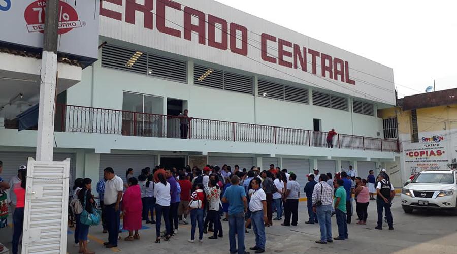 Locatarios de  Tuxtepec aún sin Mercado Central | El Imparcial de Oaxaca