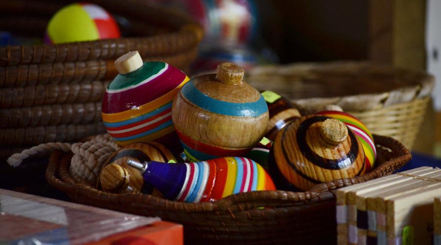 Juguetes tradicionales, buena opción para el Día de Reyes | El Imparcial de Oaxaca