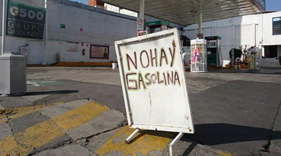 Escasez de gasolina se asemeja a desabasto que ocurre en Venezuela: PAN   El Imparcial de Oaxaca