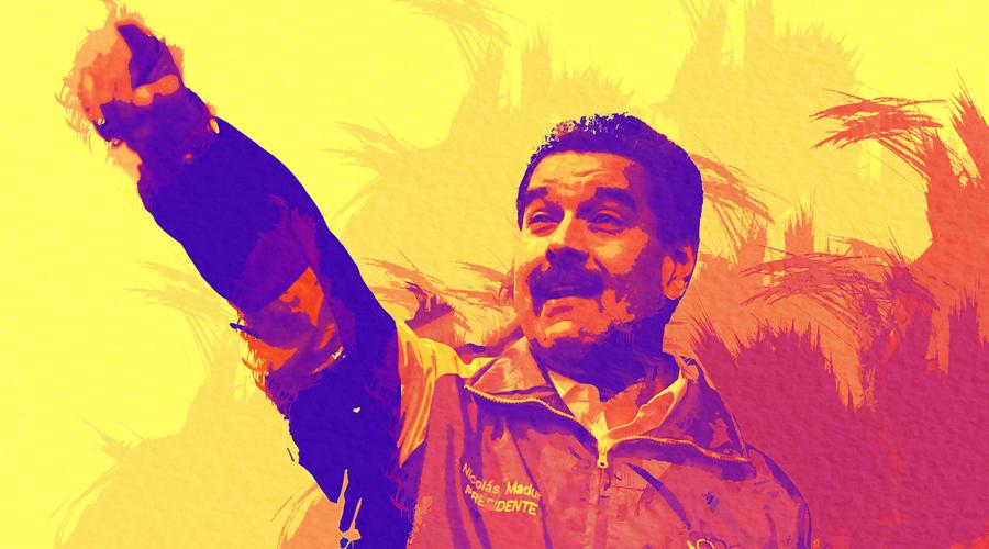 """Maduro grita """"Viva México"""" en su toma de protesta como presidente de Venezuela   El Imparcial de Oaxaca"""