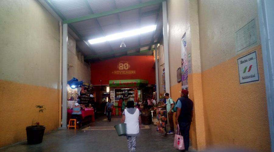 Nombramiento de administrador genera inquietud entre los comerciantes de Oaxaca | El Imparcial de Oaxaca