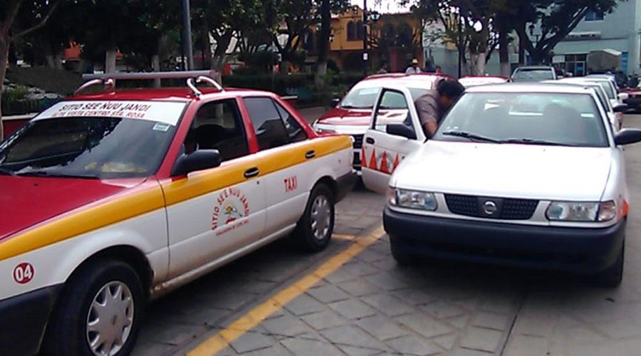 Nula respuesta a transportistas de la Mixteca sobre actualización de tarifas   El Imparcial de Oaxaca