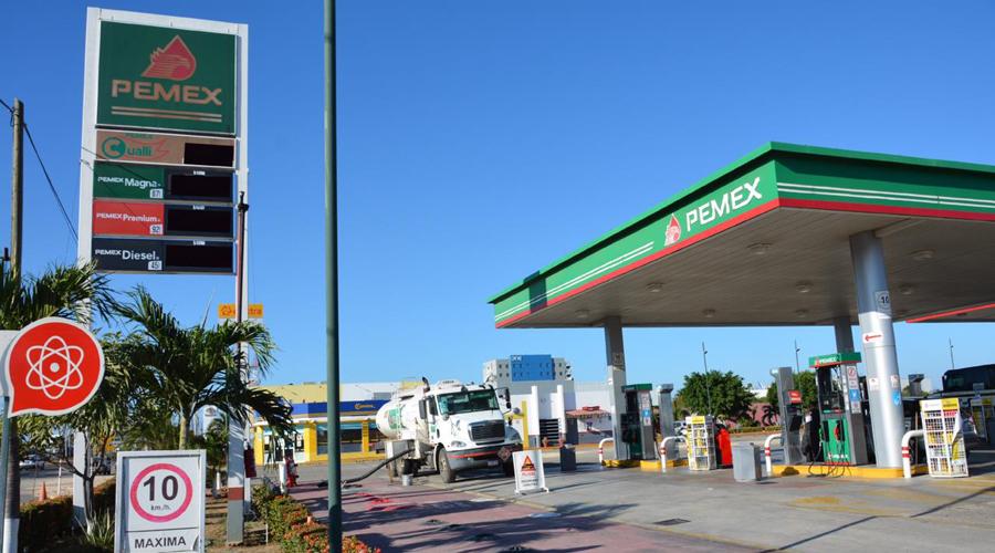 Pemex cumple con distribución de combustibles | El Imparcial de Oaxaca