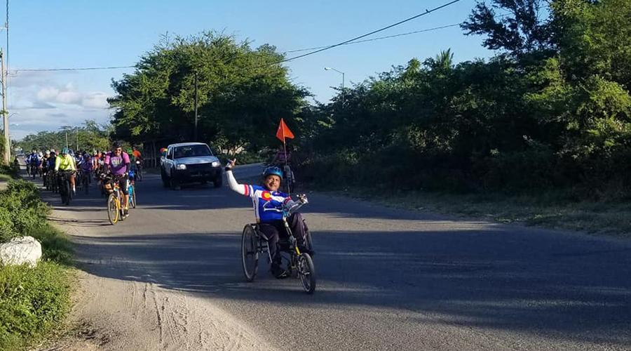 Piden respeto a los ciclistas de Juchitán de Zaragoza | El Imparcial de Oaxaca