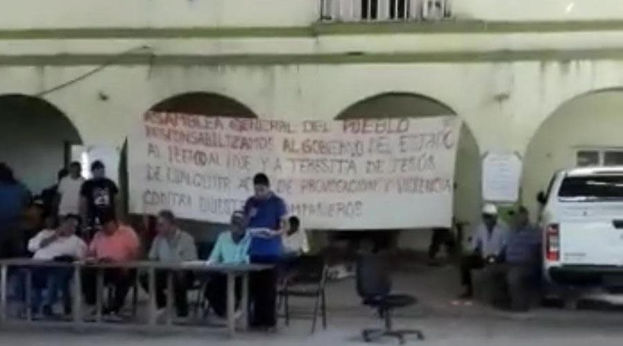Pueblos de San Dionisio del Mar nombran autoridades