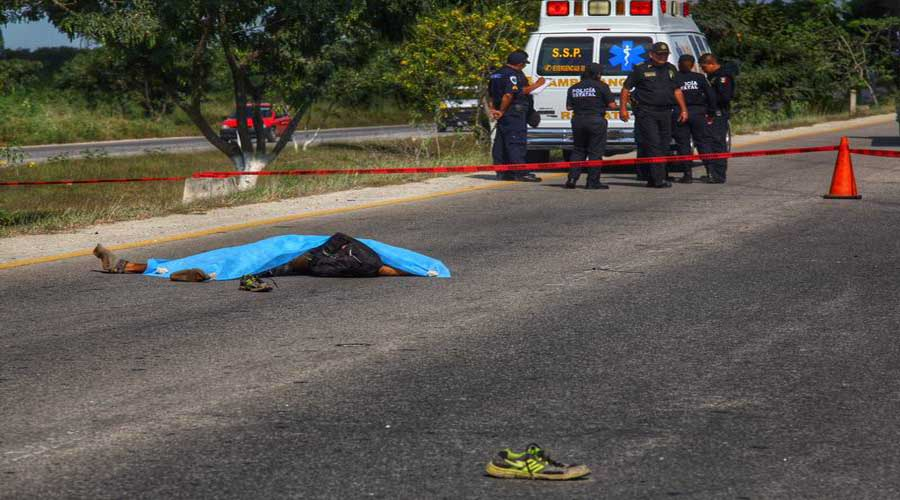 Tamaulipas, entre los estados con más personas atropelladas | El Imparcial de Oaxaca