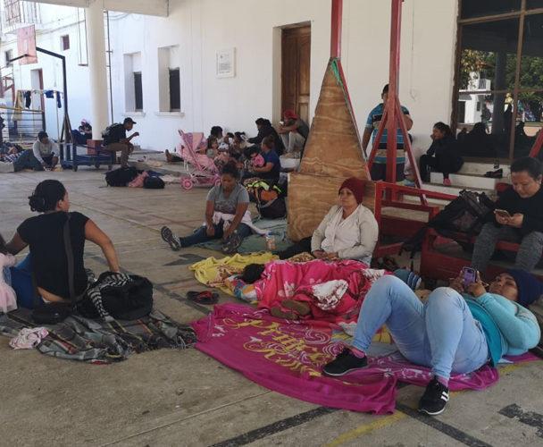 Retoman migrantes camino por el Istmo