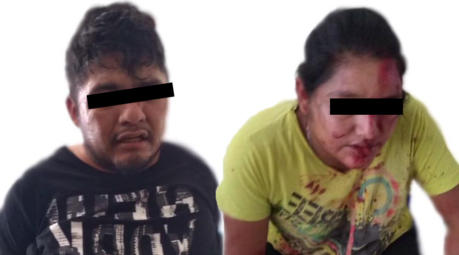 Aseguran a pareja de asaltantes en Juchitán | El Imparcial de Oaxaca