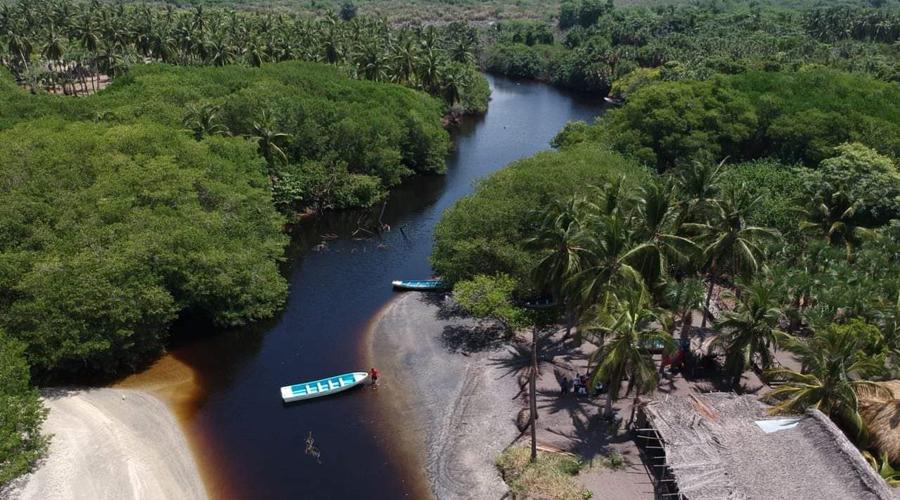 Van por ordenamiento ecológico de reservas naturales en Tonameca | El Imparcial de Oaxaca