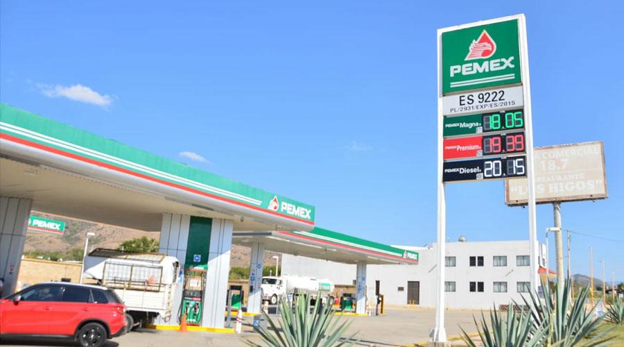 Bajan precios de gasolinas en la primera semana de 2019 | El Imparcial de Oaxaca