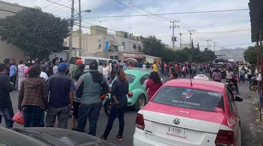 Policía y Ejercito buscan a presunto violador y asesino de niña en Estado de México | El Imparcial de Oaxaca