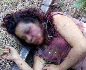 Encuentran a mujer inconsciente y golpeada en las vías del tren en Salina Cruz, Oaxaca