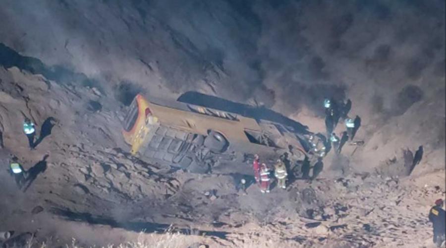 Accidente de tránsito en Perú deja al menos 15 muertos | El Imparcial de Oaxaca